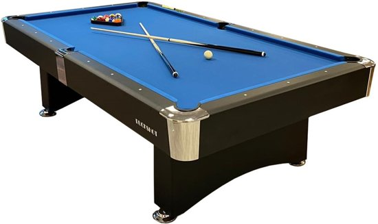 BuckShot Pooltafel Manhattan 9ft - 282 x 155 x 79 cm
