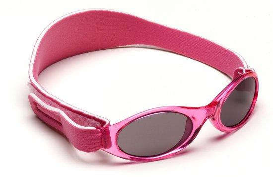 1c7bf802540b4c KidsBanz UV zonnebril Kinderen - Roze - Maat 2-5 jaar