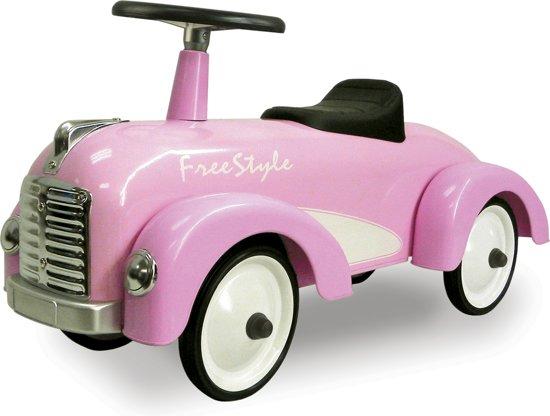 Retro Roller Speedster - Loopauto - Jessica