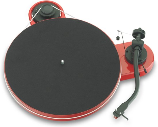 Pro-Ject RPM 1.3 Genie - Rood