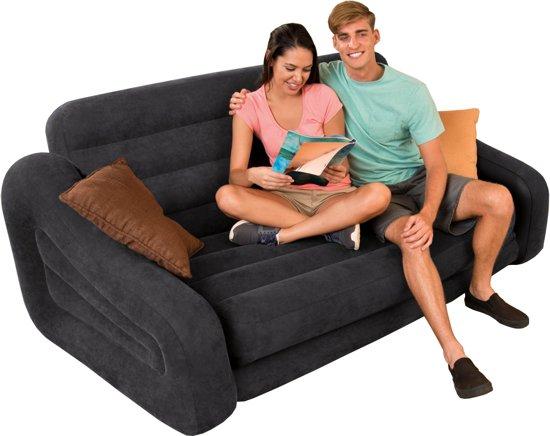 Intex Pull-Out Opblaasbare Loungebank