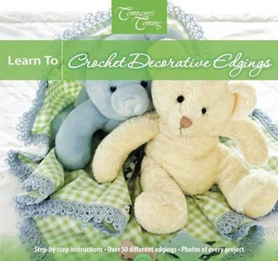 Learn to Crochet Decorative Edgings