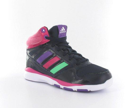 28e811d009f adidas Originals Dance Mid Kids - Sneakers - Kinderen - Maat 30 - Zwart;Roze