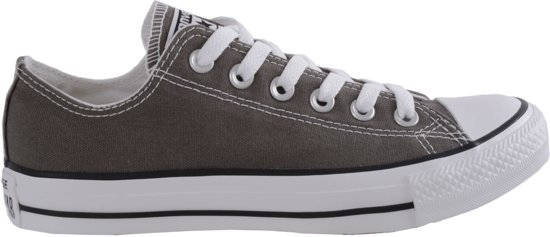 5850ea8115a Converse Chuck Taylor All Star Sneakers Laag Unisex - Charcoal - Maat 44.5