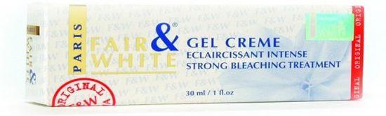 Fair And White Original Gel Creme Brightening Treatment 30 gr