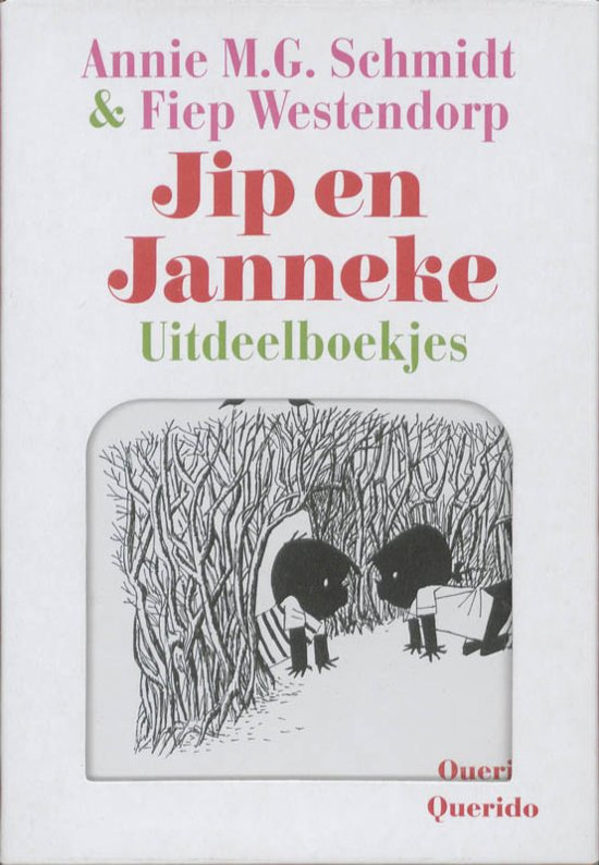 Jip en Janneke - uitdeelboekjes box 10 ex