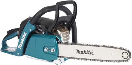 makita ea4300f38c blau schwarz benzin kettens ge gartenger t. Black Bedroom Furniture Sets. Home Design Ideas