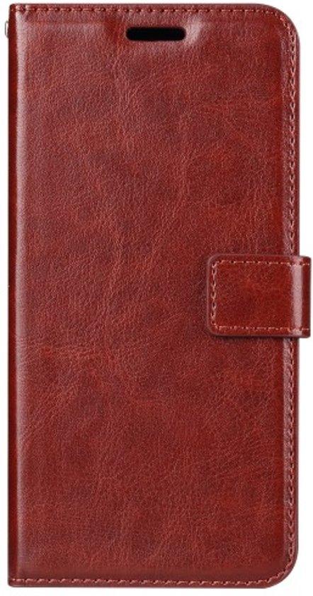 Huawei Mate 20 Pro - Bookcase Bruin - portemonee hoesje