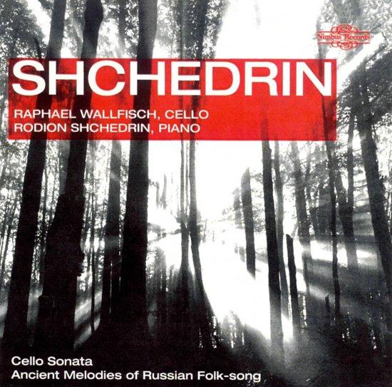 Shchedrin: Music For Cello & Piano