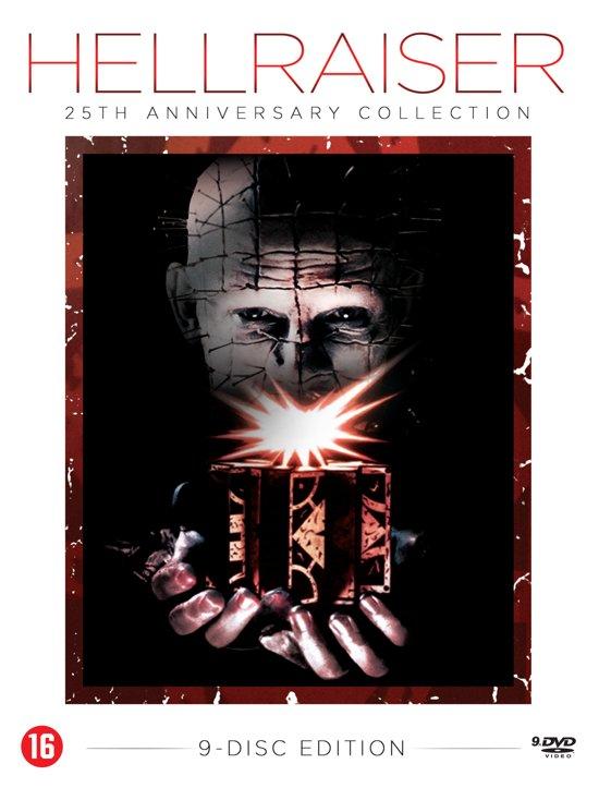 DVD cover van Hellraiser 1-9