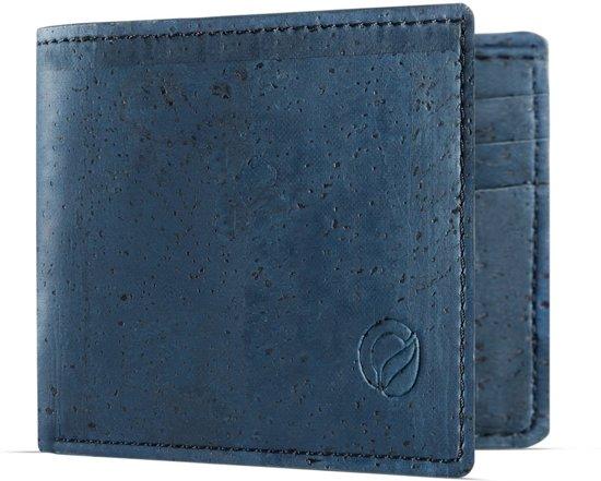 Corkor CK153A Slim Wallet Blue