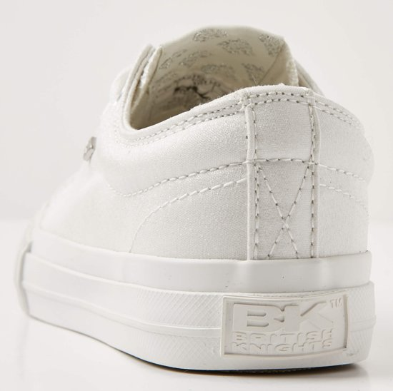 Sneakers Laag Knights Wit Dames British Maat 41 Lo Master 6wSPq67I