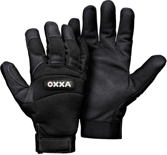 Oxxa allround montage werkhandschoen X-Mech 51-600 - Armor Skin® - maat XL/10