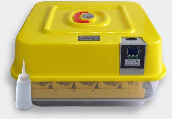 Broedmachine met keersysteem voor 39 eieren. DiekoJN39