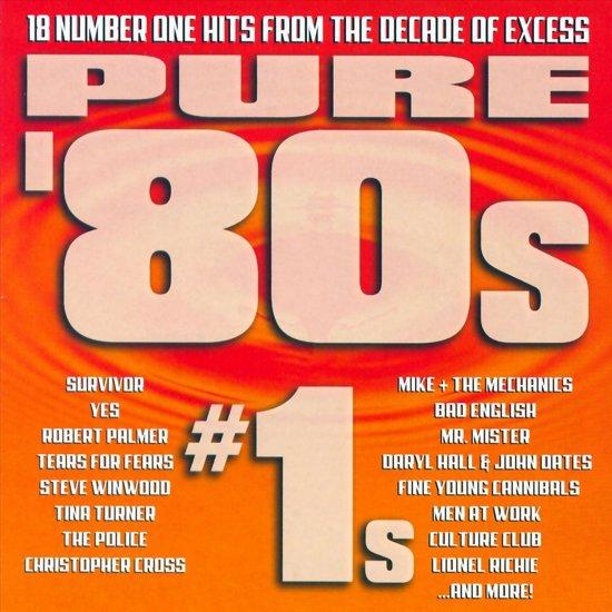 Pure 80'S #1'S