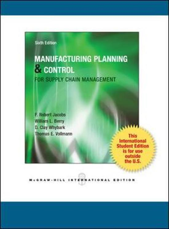 Bol Com Manufacturing Planning And Control For Supply border=