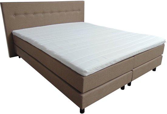 Hoog Bed 140x200.Bol Com Slaaploods Nl Dana Boxspring Inclusief Matras 140x200
