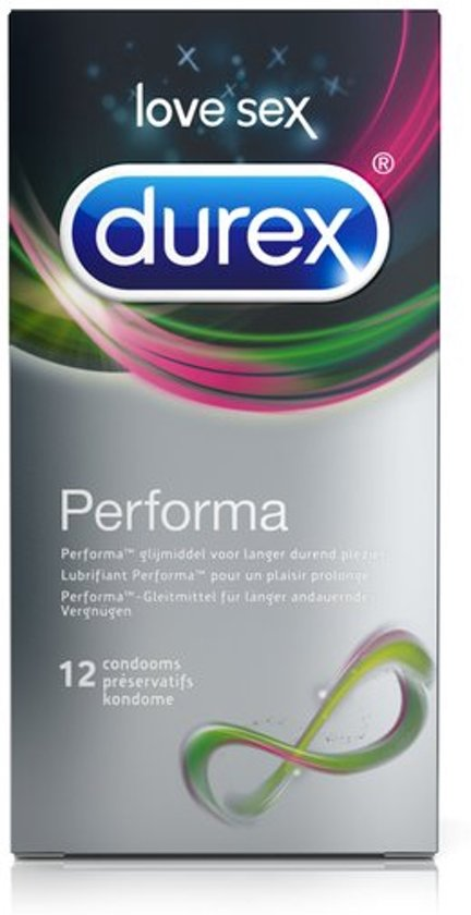 Durex Performa Voordeelpack 3 X 12 condooms