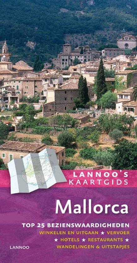 Lannoo's kaartgids - Mallorca