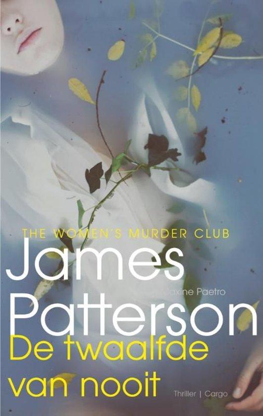 Women's Murder Club 12 - De twaalfde van nooit