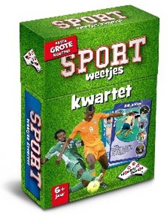 Afbeelding van het spel Identity Games Kwartet Sport