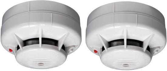 Fito ASD-10 Mini Brandalarm - Duopack - Batterij levensduur 10 jaar