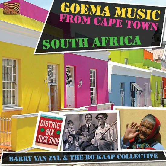 Goema Music From Cape Town