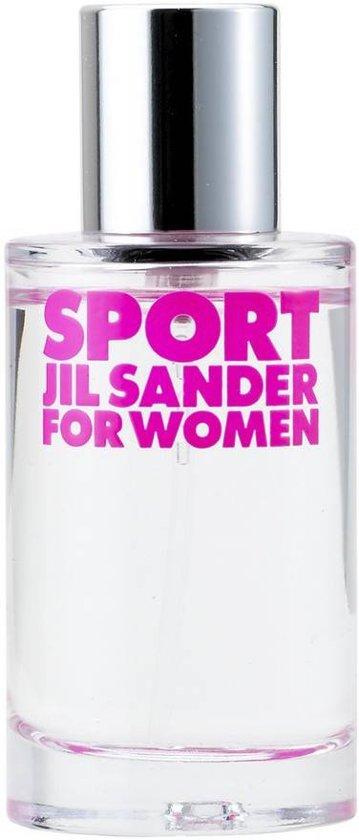 Jil Sander Sport 100 ml - Eau De Toilette - Damesparfum