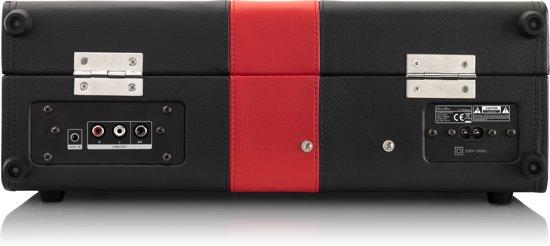 Lenco TT-33 platenspeler, zwart