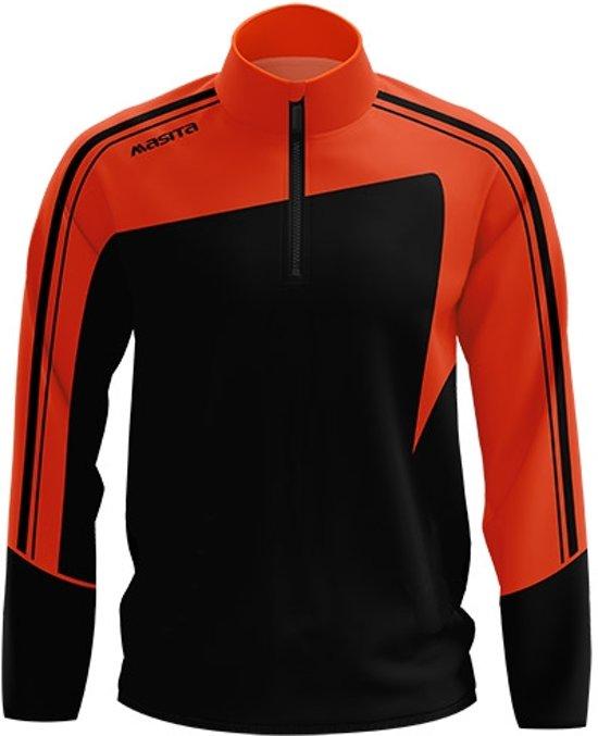 Masita SweaterSweaters Zwart Zip Forza 164 BQCtxoshrd