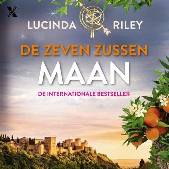 Boek cover De zeven zussen 5 - De zeven zussen - Maan van Lucinda Riley (Onbekend)