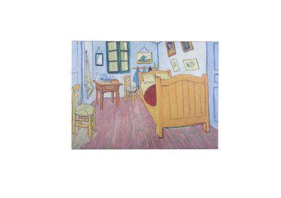bol.com | Van Gogh Museum De slaapkamer Tegel
