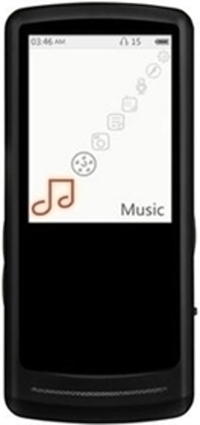 Cowon iAudio 9+ 32GB Zwart