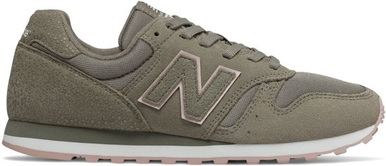 new balance kaki dames