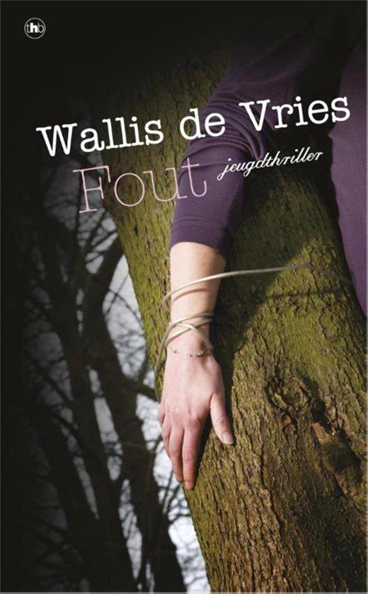 Boek cover Fout van Mel Wallis de Vries (Onbekend)