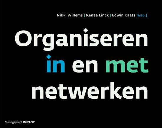 Boek cover Organiseren in en met netwerken van Nikki Willems (Paperback)