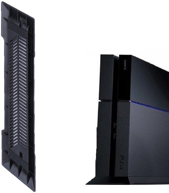 Verticale Standaard Voor De PS4 Slim - Vertical Stand Houder Voor Playstation 4 Slim - Zwart