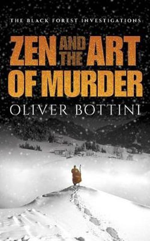 Boekomslag voor Zen and the Art of Murder