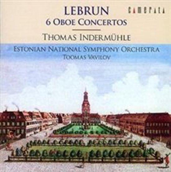 Six Oboe Concertos