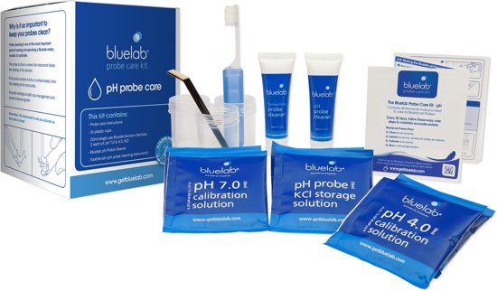 Bluelab, pH probe care kit