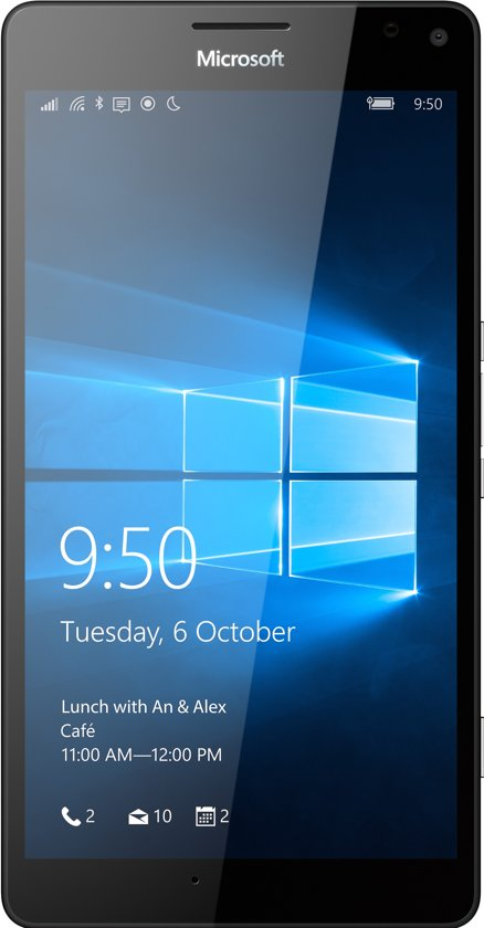 Microsoft Lumia 950 XL - 32GB - Zwart