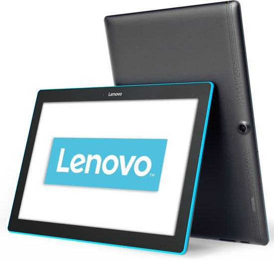 Lenovo Tab 10 - 16 GB - 10 Inch - Zwart (1 GB RAM)