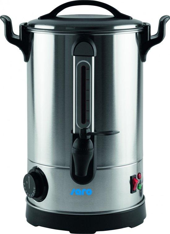 Saro RVS Heetwaterdispenser   30 Liter   55(h) x 30Ø cm