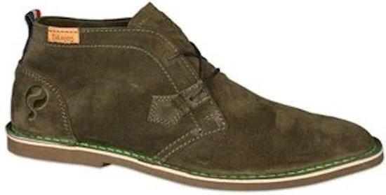 Quick Sorano Kaki groen heren schoenen (Q9041038104)