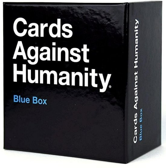 Cards Against Humanity: Blue Box exp 4,5,6