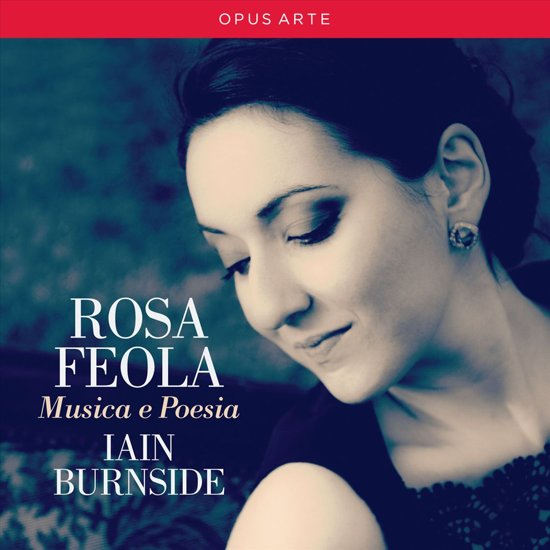 Musica E Poesia: Rosenblatt Recital
