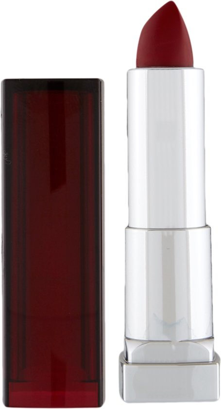 Maybelline Color Sensational - 547 Pleasure Me Red - Rood - Lippenstift