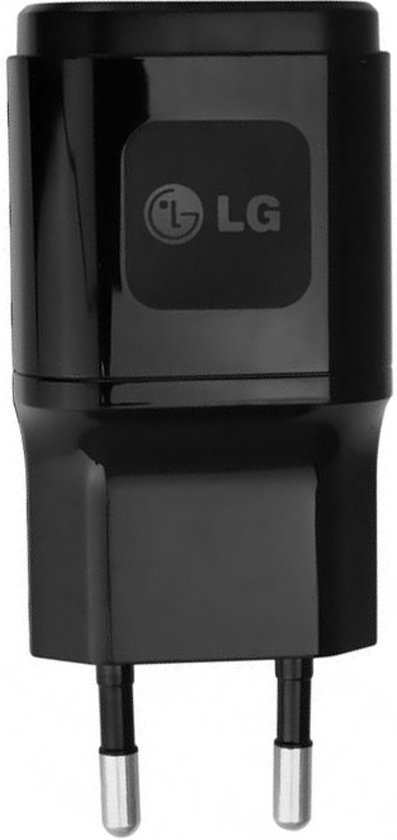 MCS-04ED LG Travel Charger 1.8A Black Bulk