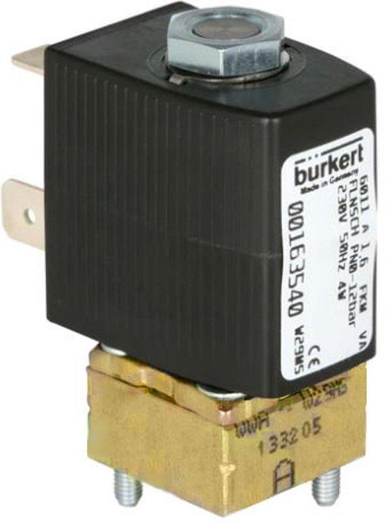 SFB Messing 24VDC Zuurstof Vet/Olievrij Magneetventiel 6011 267104 - 267104