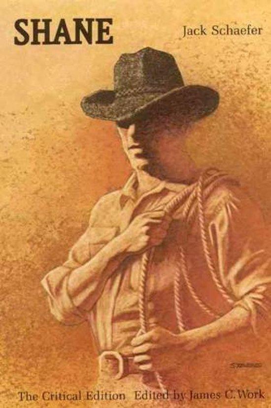 western struggles in shane a novel by jack schaefer